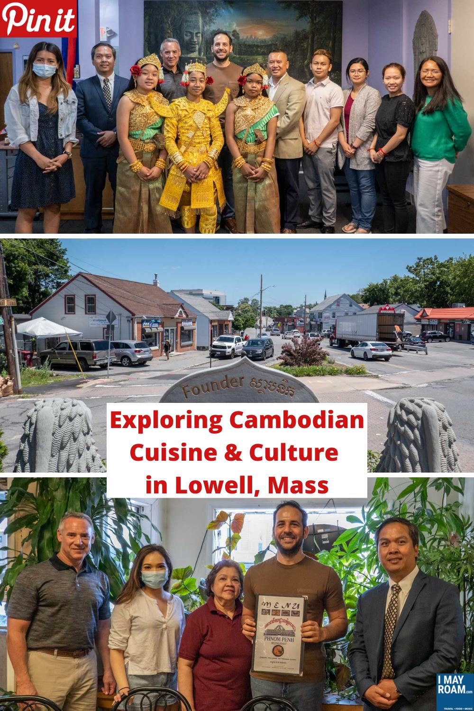 Pinterest Exploring Cambodian Cuisine & Culture in Lowell